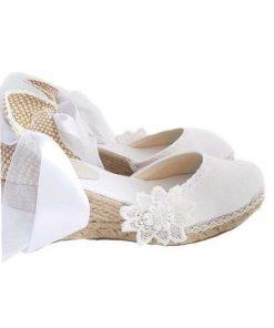 Alparagatas novia