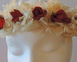 Corona para novia Ainhoa
