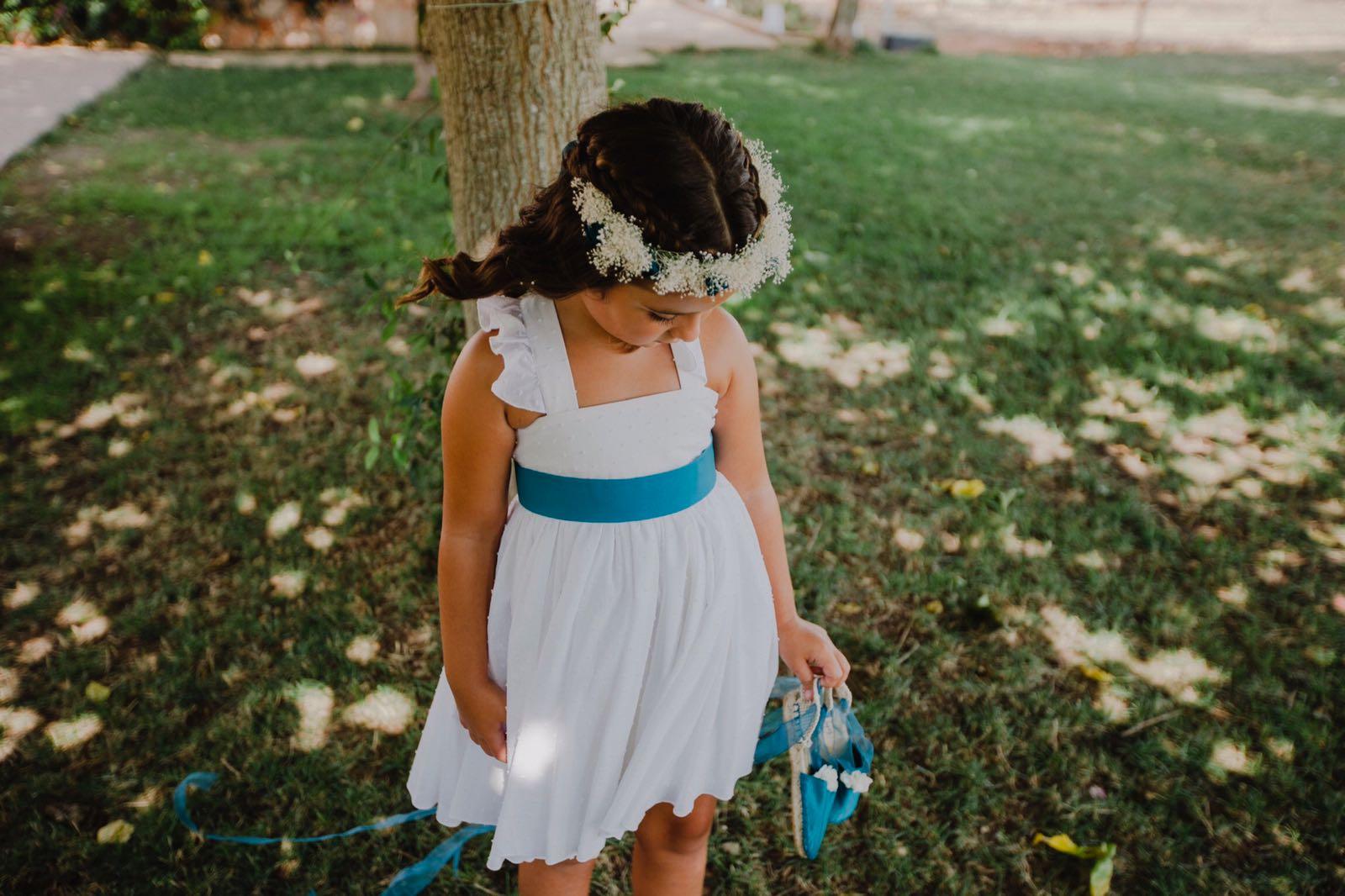 Alpargatas, Coronas , Tocados para novia e invitadas