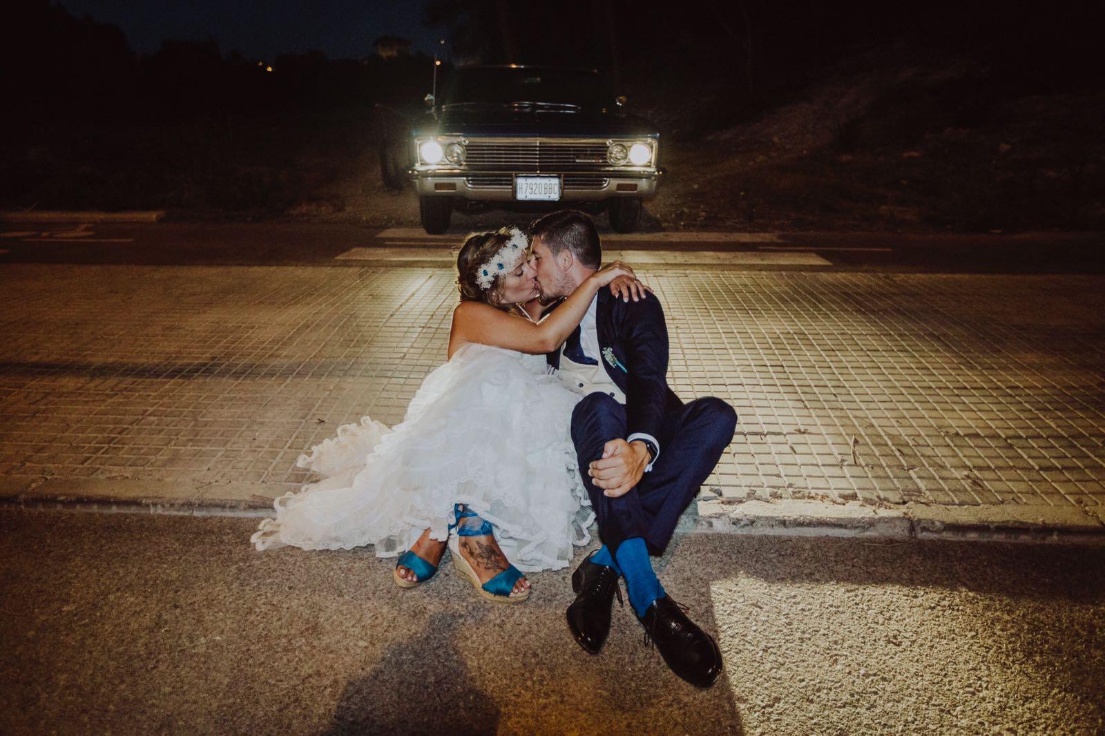 Alpargatas , Coronas, Tocados para novia e invitadas