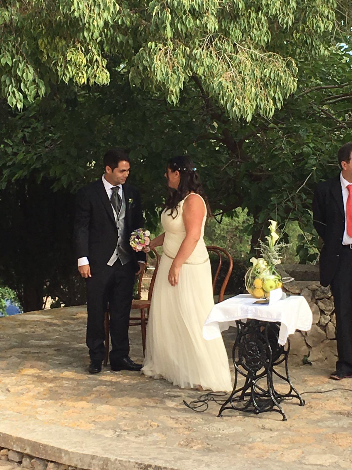 Las bodas de Lisa, #alpargatasnovia,#zapatosnovia,#cuñasnovia,#noviamallorca,#noviaibiza