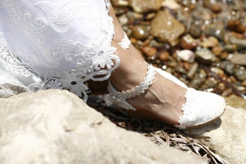#alpargatasnovia,#cuñas,#zapatosnovia,#novia