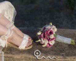 Alpargatas para novia Catalina