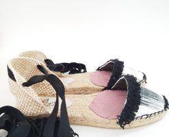 Alpargatas para tus outfits de verano de Lisa López