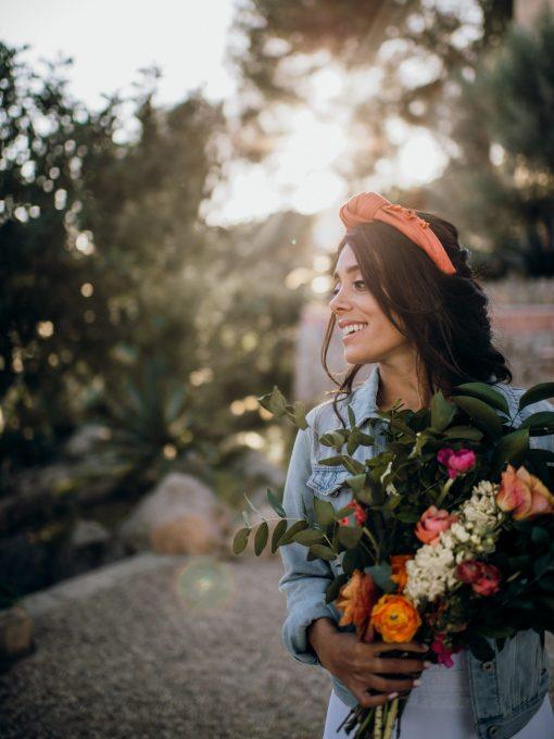 Tocados para novias en Palma de Mallorca