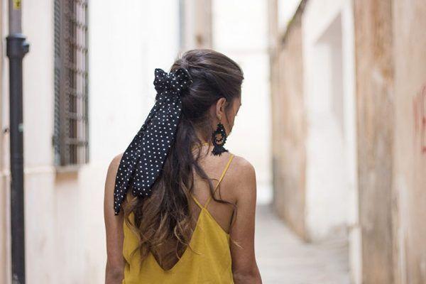 lazos para el pelo lisa lopez