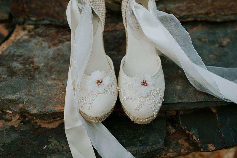 alpargatas de novia lisa lopez