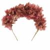 Diadema de flores preservadas Lisa Lopez