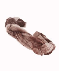 Diadema de terciopelo