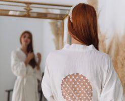 Kimono de novia Mikonos