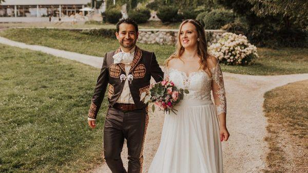 Ditka y Diulio bodas Lisa López
