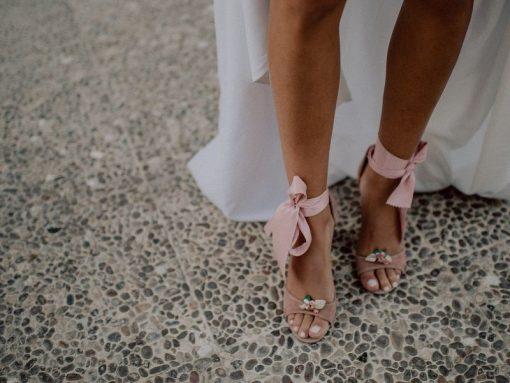 Sandalias para novia ROYAL