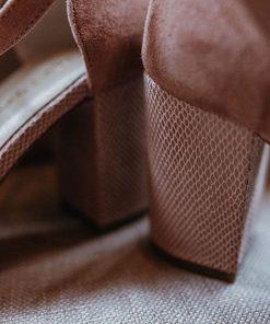 zapatos para novia Lisa López
