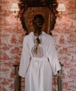 Kimono MIKONOS para novias