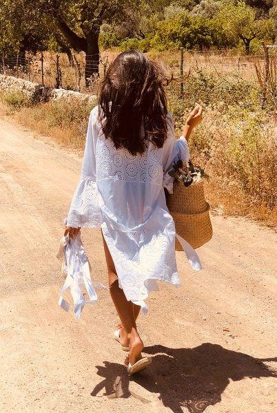 Kimono para novia SAMOS