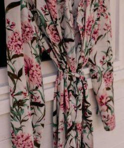 Kimono LIsa Lopez para novias