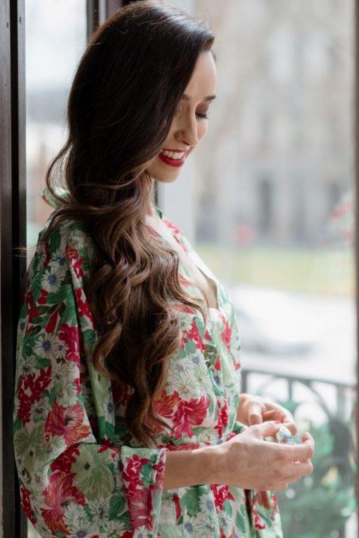 Kimonos-Batas de novia